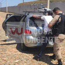 Homem furta carro em Visconde do Rio Branco e é preso em Viçosa