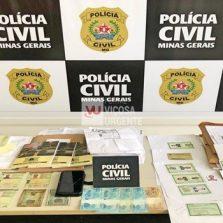 Ubá: Policia civil de Minas/Pará prende suspeito que vendia habilitação falsa