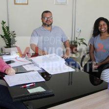 Assinatura de convênio disponibilizará 209 mil reais para ampliação de oficinas do Centro Experimental de Artes