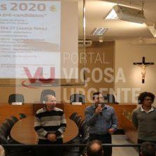 Câmara capacita pré-candidatos para as eleições 2020