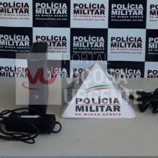 Homem é preso após furtar sitio em Guaraciaba