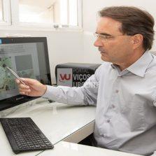 Tecnologia desenvolvida na UFV pode eliminar óleo vazado no litoral do Nordeste