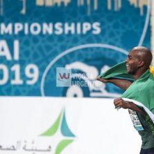 Brasileiros fecham sétimo dia do Mundial de Dubai com oito medalhas