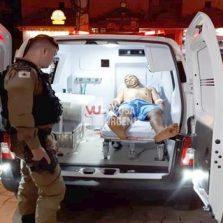Troca de tiros deixa um morto e um ferido na zona rural de Araponga