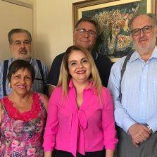 Roberto Andrade trabalha pela implantação da Rede de Urgência e Emergência no Leste do Sul