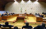 Ao vivo: STF retoma julgamento de prisão após segunda instância