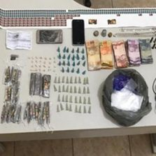 Homem é preso com drogas em Ubá