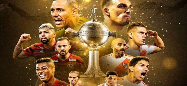 Flamengo e River se enfrentam longe de casa, mas perto do coração da torcida