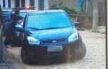 Carro furtado em Viçosa é localizado em Canaã