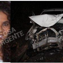 Morre a segunda vítima do acidente ocorrido na Br120 em Teixeiras