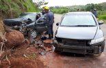 Acidente entre veículos deixa 5 feridos em Viçosa