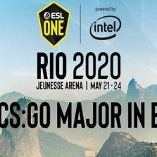ESL One Rio 2020 é anunciada e será primeiro Major de CS:GO no Brasil