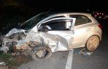 Viçosa: Condutor abandona veículo após acidente com vítima em rodovia