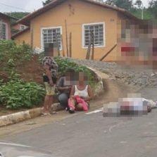 Homem de 33 anos é assassinado em Porto Firme