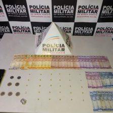 Ponte Nova: Suspeito de tráfico de drogas é preso no bairro Triângulo