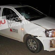 Homem morre atropelado em Paula Cândido