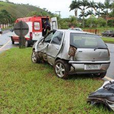 Acidente em Coimbra deixa três vítimas graves