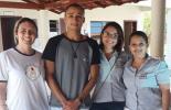 Cras de São Miguel do Anta realiza palestra na escola estadual Pedro Lessa