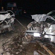 Idosa morre e seis pessoas ficam feridas em acidente em Teixeiras