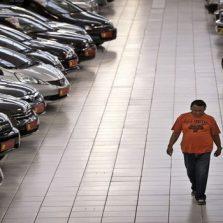 Vendas de veículos têm alta de 8,3% de janeiro a novembro