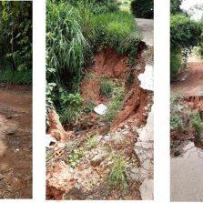 Moradores pedem socorro para as estradas rurais de Viçosa