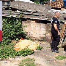 Ex-presidiário é morto a tiros, pauladas e pedradas em Teixeiras