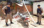 Polícia Militar de Viçosa recupera moto roubada