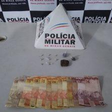Ponte Nova: Militar prende autor de tráfico no Bairro Rosário