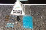 Viçosa: Mulher é presa com drogas e arma no bairro Boa Vista