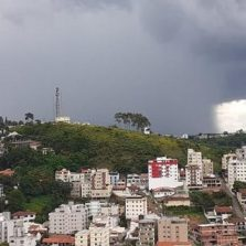 Viçosa está entre as cidades que poderão ser atingidas por tempestade entre quarta e quinta