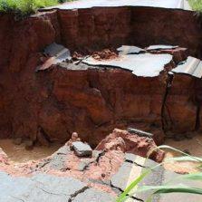 Prefeitura de Coimbra decreta estado de emergência após estragos das chuvas