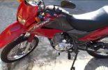 Motocicleta é roubada na Br120 em Viçosa