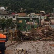 Chuvas em Minas Gerais provocaram 52 mortes