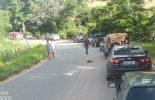 Colisão em rodovia deixa dois feridos na Violeira