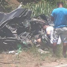 Motorista Morre em Acidente na Br120 em Visconde do Rio Branco