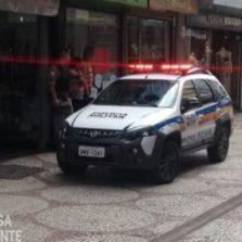 Joalheria é assaltada no Centro de Viçosa