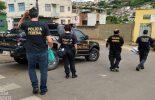 """""""Viciosa"""", Operação da Polícia Federal apreende cigarros contrabandeados em Viçosa"""