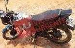 Homem é preso com moto furtada após atropelamento em Canaã