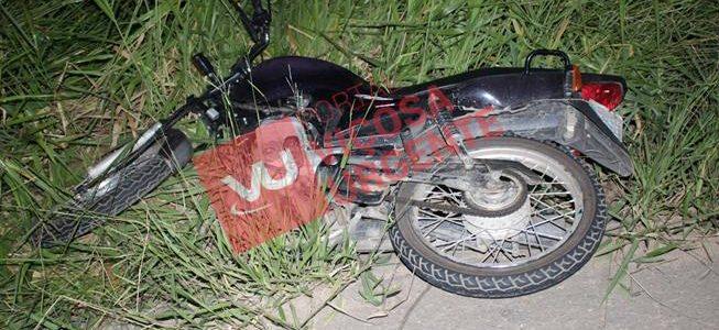 Perseguição e troca de tiros, PM recupera moto roubada e prende suspeito na BR120 em Viçosa