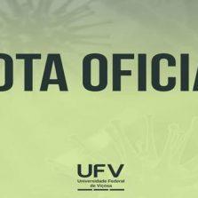 UFV decide suspender atividades acadêmicas por tempo indeterminado