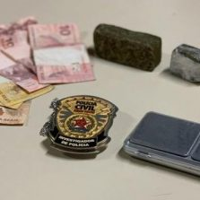 Polícia Civil desarticula esquema de entrega de drogas em Juiz de Fora