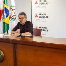 Governador Romeu Zema anuncia criação de 800 leitos para combater o coronavírus