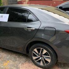 Polícia Civil apreende carro de luxo clonado em Juiz de Fora