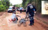 Homem é assassinado na estrada da farinheira em Nova Viçosa