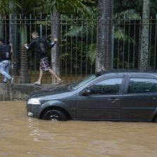 Evitar leptospirose exige cuidados redobrados em época de enchentes