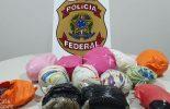 Polícia Federal prende suspeito por tráfico de drogas