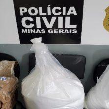 PCMG deflagra ação para combater o tráfico de drogas em Além Paraíba