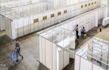 Governo de Minas conclui primeira etapa de hospital de campanha construído no Expominas