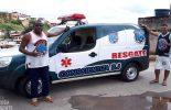 Projeto Social Conscientiza BJ adquire ambulância para atendimento comunitário