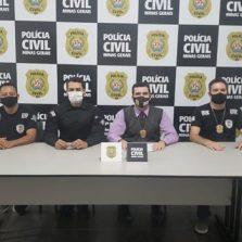 Polícia Civil esclarece homicídio e prende foragido da Justiça em Ubá